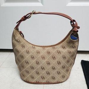 DOONEY & BOURKE purse Signature jacquard hand bag